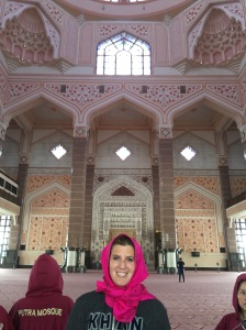 Me in Mosque!